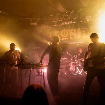LEONIDEN - Leipzig - Conne Island (15.02.2019)