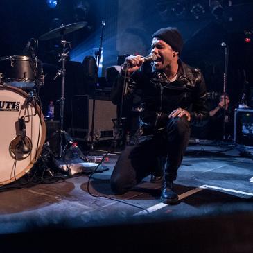 LETLIVE. - Hamburg - Gruenspan (13.11.2016)