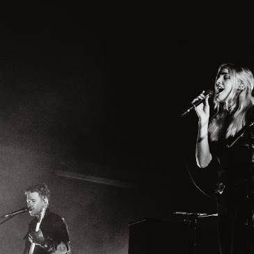 LONDON GRAMMAR - Köln - Palladium (25.11.2017)