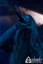 Legion Of The Damned - Enschede - Atak (12.02.2012)