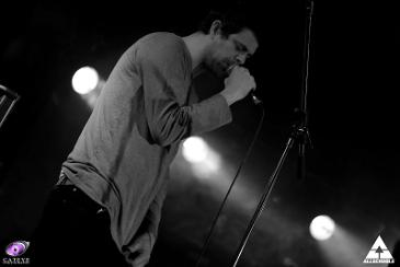 Lonely The Brave - Cologne - Luxor (02.04.2015)