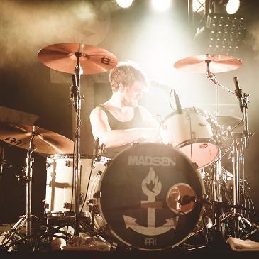 MADSEN ? KOMPASS TOUR - STUTTGART - LKA LONGHORN (29.01.2016)