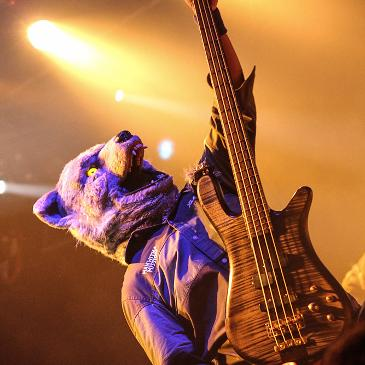 MAN WITH A MISSION - Hannover - Musikzentrum (27.10.2015)