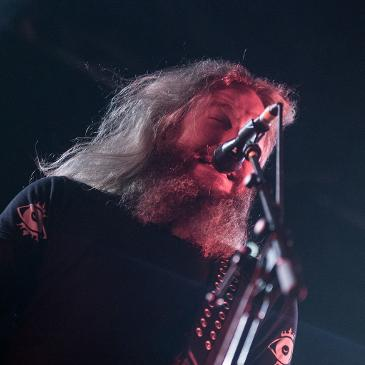 MASTODON - Hamburg - Docks (28.06.2017)