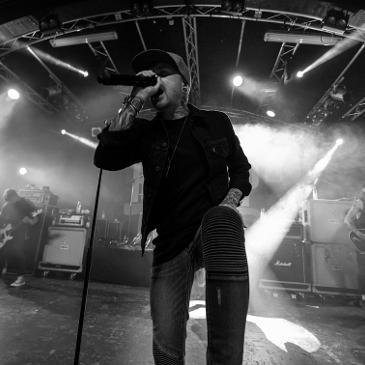 MEMPHIS MAY FIRE - Hamburg - Markthalle (22.11.2016)