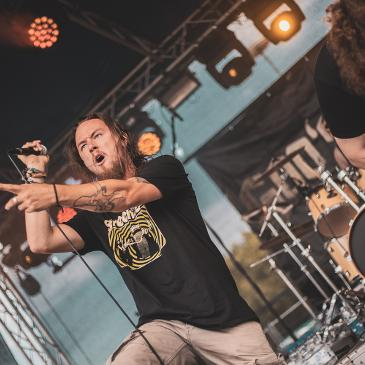 METAL UNITED FESTIVAL - REGENSBURG - AIRPORT EVENTHALL OBERTRAUBLING (03.08.2019)
