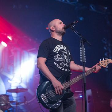 MILLENCOLIN - Hamburg - Docks (24.04.2019)