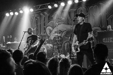 MILLENCOLIN - Hannover - Faust (09.10.2015)