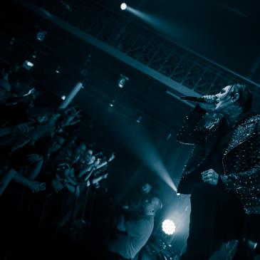 MOTIONLESS IN WHITE - Hamburg - Gruenspan (02.02.2018)