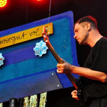 MOTORAMA - IMMERGUT FESTIVAL - Neustrelitz (27.05.2017)