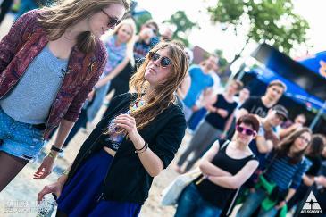 Maifeld Derby Festival - Mannheim - Maimarktgelände (22.05.2015)