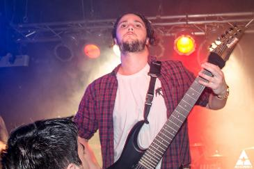 Make Them Suffer - Köln - Underground (16.08.2015)