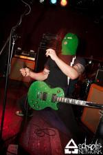 Masked Intruder - Münster - Sputnikcafé (30.04.2013)