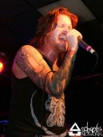 Memphis May Fire - Southampton (UK) - Joiners (18.09.2011)