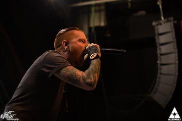 Memphis May Fire - Hamburg - Markthalle (16.10.2015)