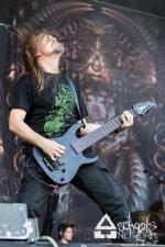 Meshuggah - Roitzschjora - With Full Force (30.06.2012)