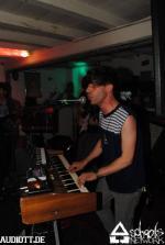 Montreal On Fire - Köln - Aetherblissement (25.04.2011)
