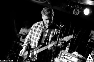 Moose Blood - Köln - MTC (13.04.2015)