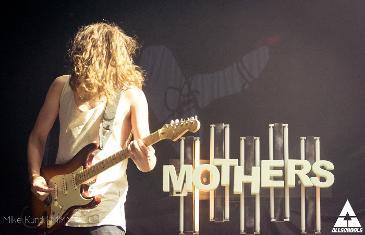 Mother's Cake - Stuttgart - Porsche Arena (24.08.2015)