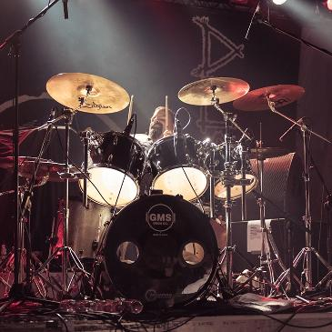 NAPALM DEATH - DEATHCRUSHER TOUR - STUTTGART - LKA LONGHORN (04.11.2015)