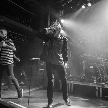 NEVER SAY DIE! TOUR 2019 - Hamburg - Gruenspan (09.11.2018)