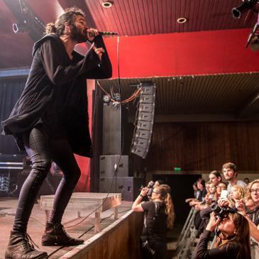 NORTHLANE - Berlin - Astra Kulturhaus (15.12.2016)