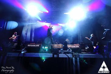 Napoleon - Impericon Festival - Leipzig - Agra (02.05.2015)