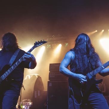 OBITUARY - DEATHCRUSHER TOUR - STUTTGART - LKA LONGHORN (04.11.2015)
