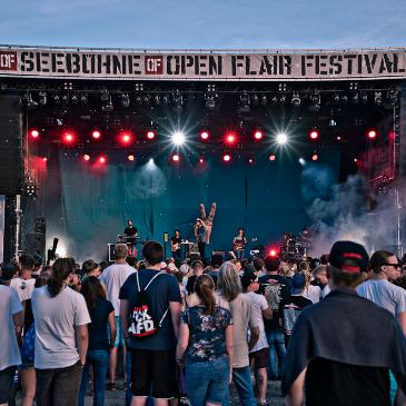 OPEN FLAIR FESTIVAL - Eschwege (13.08.2016)