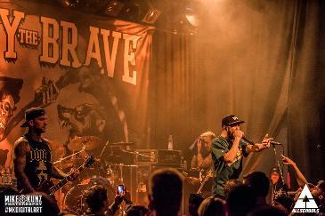 Obey The Brave - STUTTGART - CLUB CANN (28.04.2015)