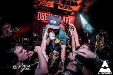 Obey The Brave - Stuttgart - DasCann (28.04.2015)