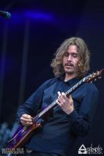 Opeth - Rock Im Park - Nürnberg (08.06.2014)