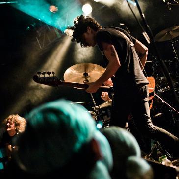 PACESHIFTERS und THE HOMELESS GOSPEL CHOIR - Lindau - Club Vaudeville (30.09.2017)