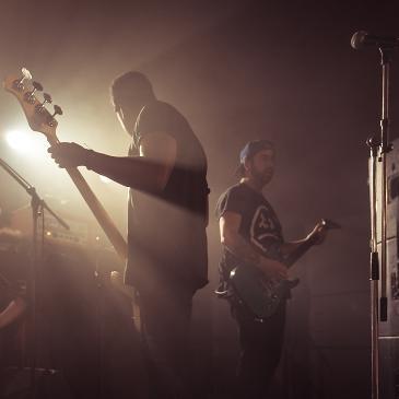 PALISADES - YOUNGER DREAMS TOUR - STUTTGART - JUHA HALLSCHLAG (30.10.2015)