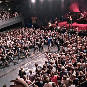 PAPA ROACH/ StarFM Maximun Rock Night - Berlin - Columbiahalle (22.07.2016)