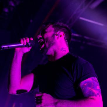 PERIPHERY - Hamburg - Markthalle (23.11.2015)