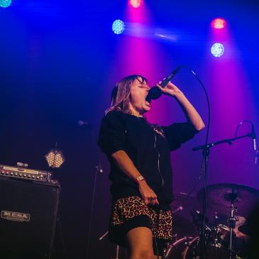 PETROL GIRLS - Köln - Carlswerk Victoria (04.11.2019)