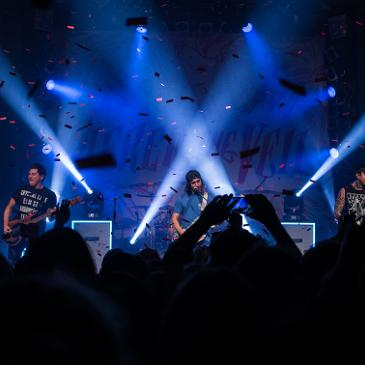 PIERCE THE VEIL - Hamburg - Gruenspan (13.11.2016)