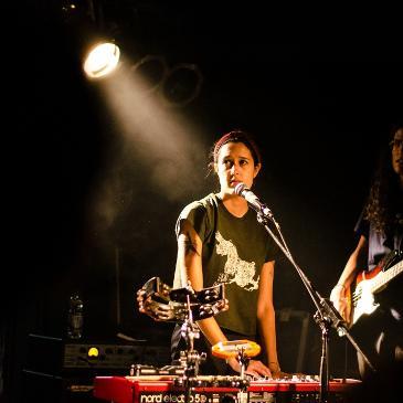 PINEGROVE - Köln - Underground (29.09.2016)