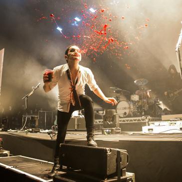 PLACEBO - Hamburg - Barclaycard Arena (31.10.2016)