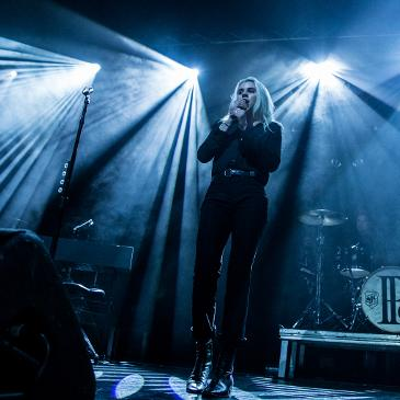 PVRIS - Hamburg - Docks (09.11.2017)