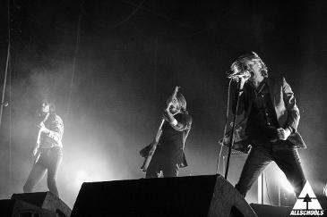 REFUSED - Hannover - Swiss Life Hall (11.10.2015)