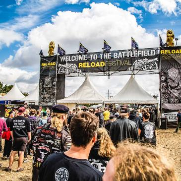 RELOAD FESTIVAL 2018 - Sulingen - (24.-25.08.2018)