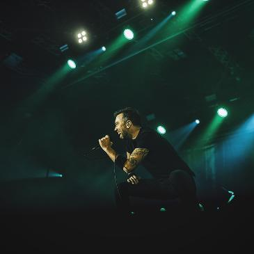 RISE AGAINST - Düsseldorf - Mitsubishi Electric Halle (17.11.17)