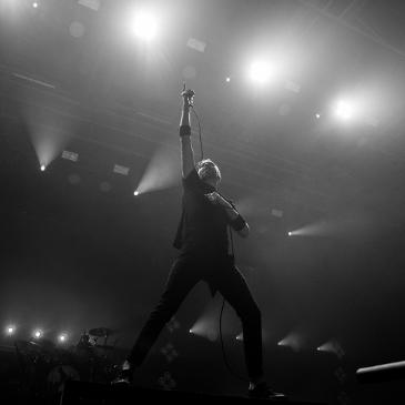 RISE AGAINST - Hamburg - Sporthalle (18.11.2017)