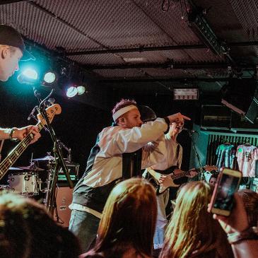 ROAM - Berlin - Musik & Frieden (03.10.2019)
