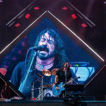 Foo Fighters Rock Im Park 2018