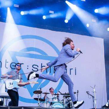 ENTER SHIKARI - Rock Im Park 2018