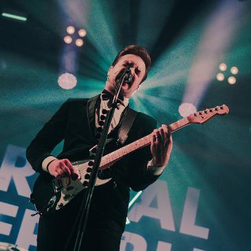 ROYAL REPUBLIC - Berlin - Columbiahalle (15.12.2019)