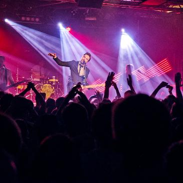 ROYAL REPUBLIC - Leipzig - Conne Island (19.02.2017)